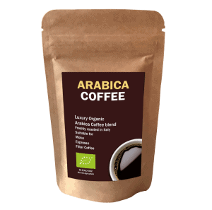 Coffee Organic Arabica coffee, 40 g