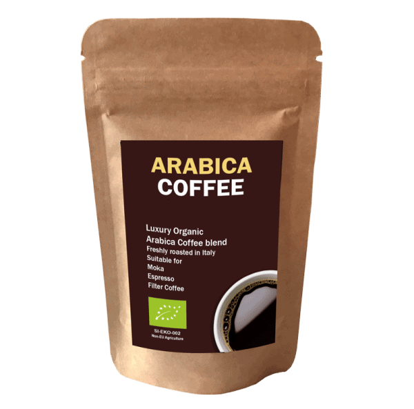 Ekoman Bio Arabica kava, 40 g