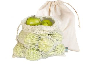 All products Cotton grocery bag Organika