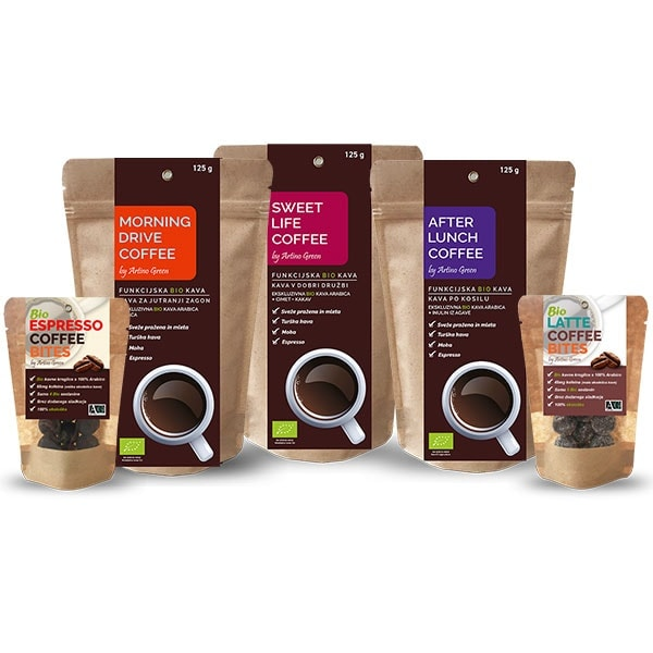All products Daily Coffee Box