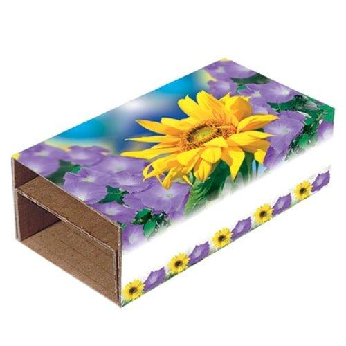 Cvetlični lončki, škatlica, korito Dvojni vrt
