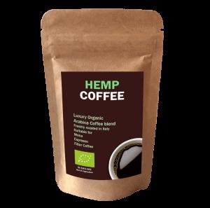 Coffee Organic hemp coffee – active life, 40 g