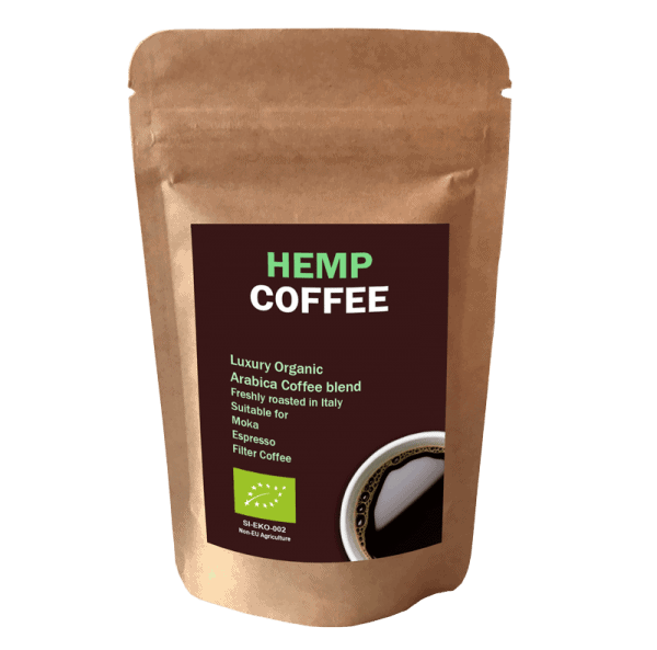 Ekoman Bio hemp kava – aktivno življenje, 40 g