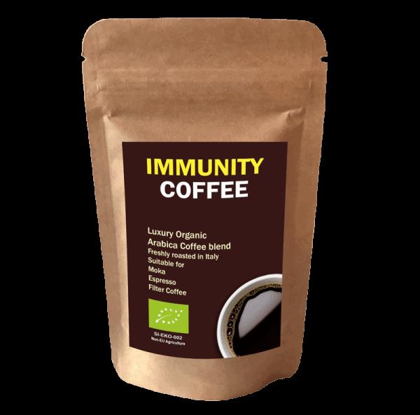 Coffee Organic Immunity coffee – immune system, 40 g