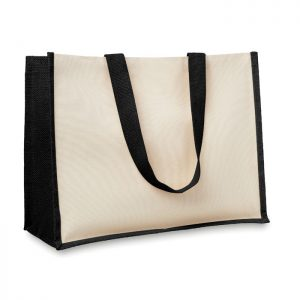 All products Jute and canvas shopping bag
