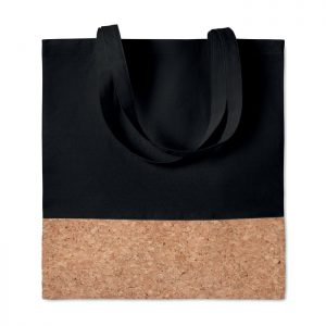 Cork Shopping bag cork details
