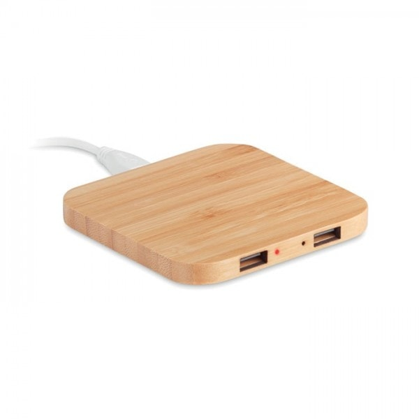 All products Bamboo wireless charging pad