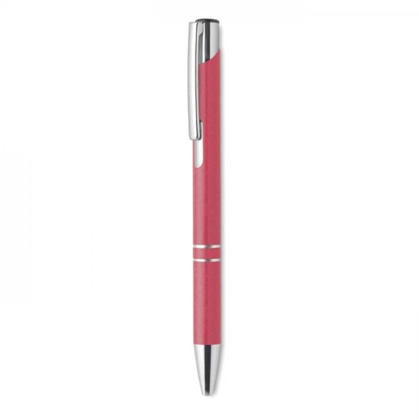All products Wheat Straw/ABS push type pen