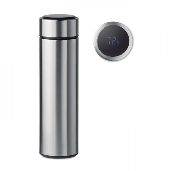 All products Bottle with touch thermometer