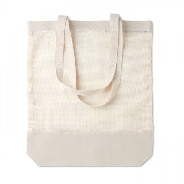 All products Mesh cotton shopping bag