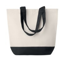All products Canvas beach bag 170gr/m2