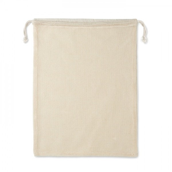 All products Re-usable cotton mesh food bag