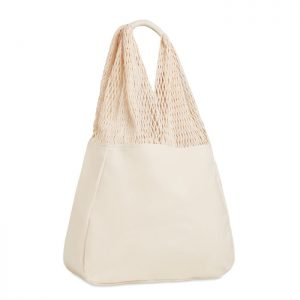 All products Beach bag cotton/mesh