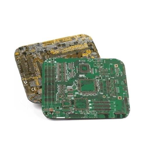 Podloge za miške Podloga za miško iz recikliranih tiskanih vezij