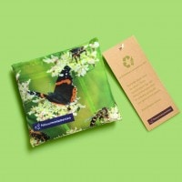 All products Shopping bag made from recycled plastic bottles
