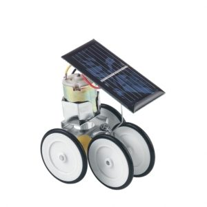 Ekoman Solarno vozilo Zvezda
