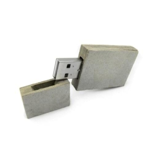 Ekoman USB ključek Celuloza