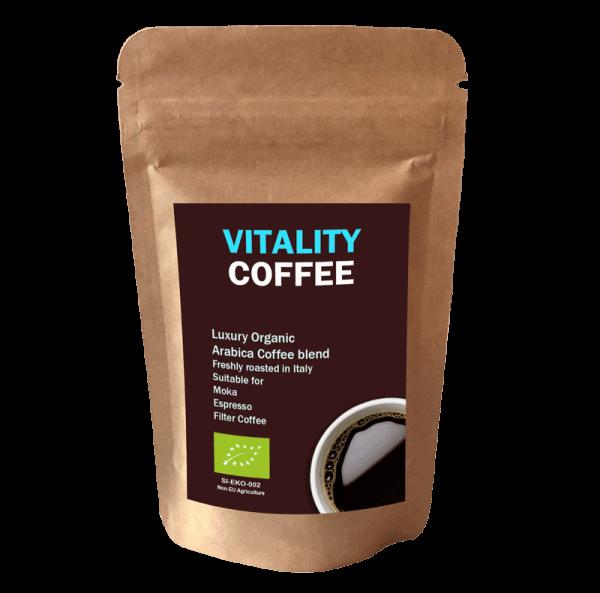 Coffee Organic Vitality coffee – vitality, 40 g