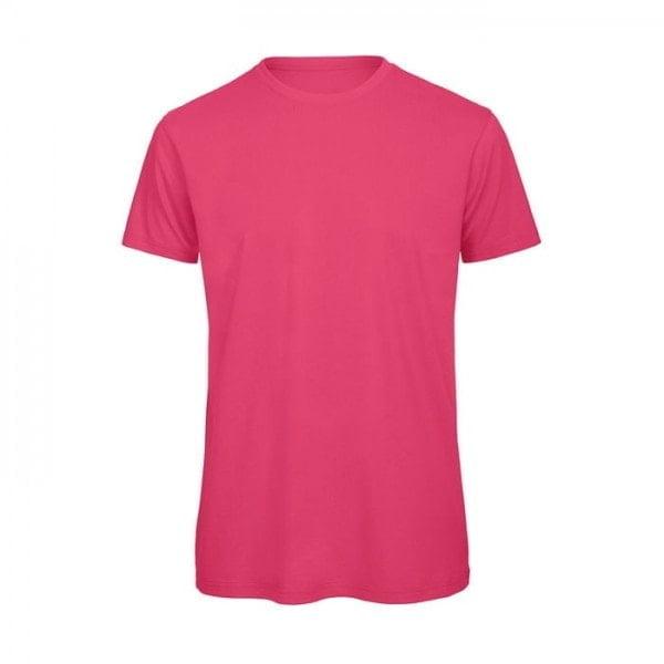 Ekoman Moška bombažna majica – 14 barv