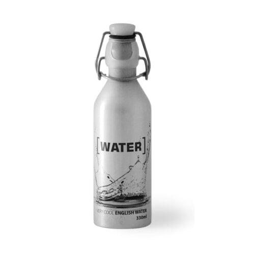 Stekleničke Steklenička za vodo iz recikliranega aluminija