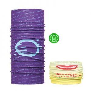 Športni rekviziti Bandana iz recikliranih plastenk – RPET