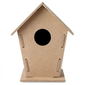 All products Wooden bird house