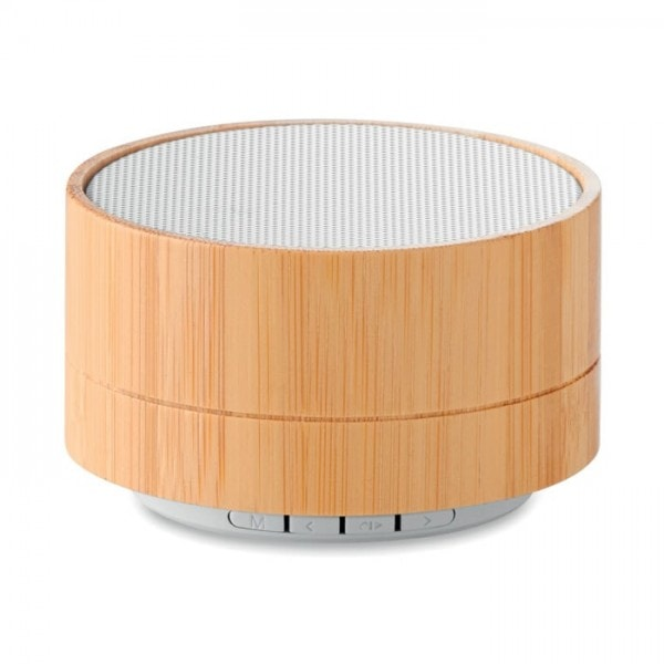 All products 3W Bamboo Bluetooth speaker
