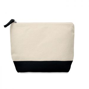 All products Bicolour cotton cosmetic bag