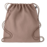 All products Hemp drawstring bag 200 gr/m²