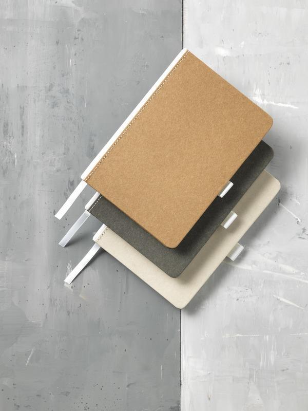 Notesi Blok s kartonastimi platnicami