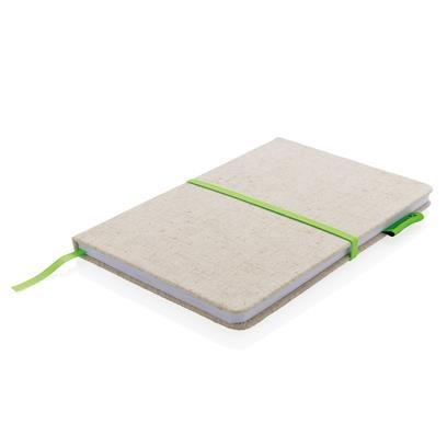 All products Jute and cotton notebook