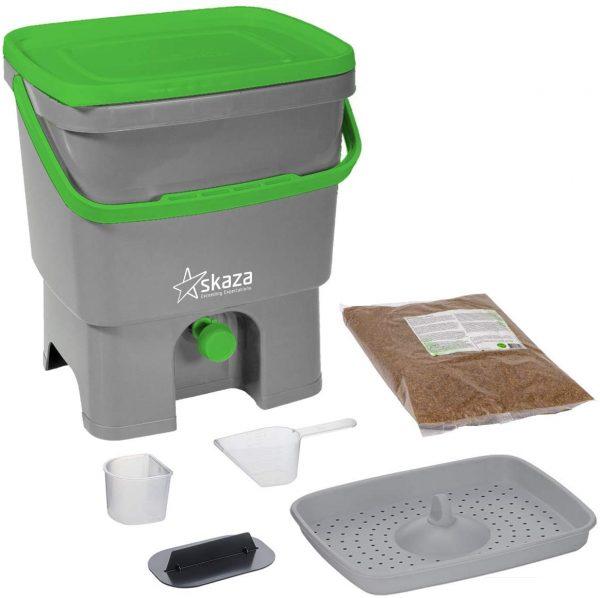 Ločevanje odpadkov Bokashi Organko
