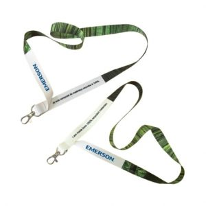 Lanyards Key strap made from recycled plastic bottles