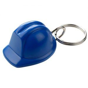 Keyrings Recycled keychain – helmet
