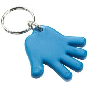 Keyrings Recycled keychain – palm