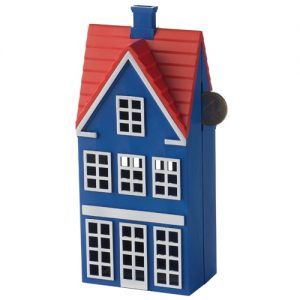 All products Recycled house piggy bank