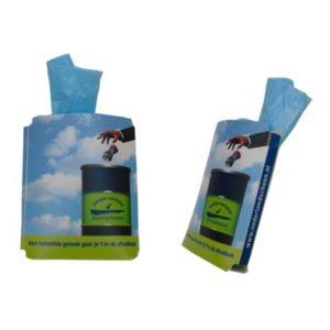 Biorazgradljive Biorazgradljive žepne vrečke – Dogodek