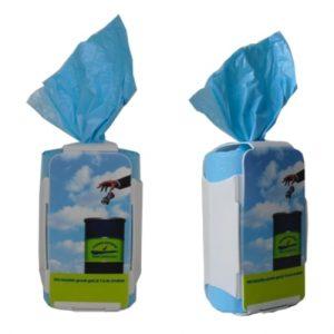 Biorazgradljive Biorazgradljive žepne vrečke – Ljubljenčki