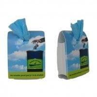 Biorazgradljive Biorazgradljive žepne vrečke – Potovanje