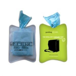 Biorazgradljive Biorazgradljive žepne vrečke – Mini