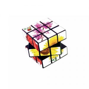 All products Rubik's cube made from recycled plastic
