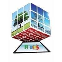 Ekoman Rubikova kocka iz reciklirane plastike
