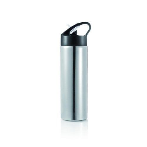 Stekleničke H20 steklenička s slamico – nerjaveče jeklo
