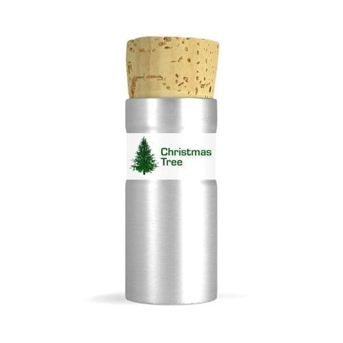 Različna embalaža Božično drevo v reciklirani embalaži