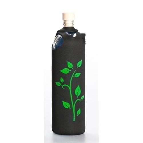 Ekoman Steklenička za vodo – informirano steklo