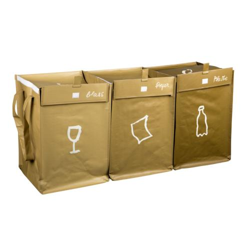 Ločevanje odpadkov Ločevalni koški EKOMAN