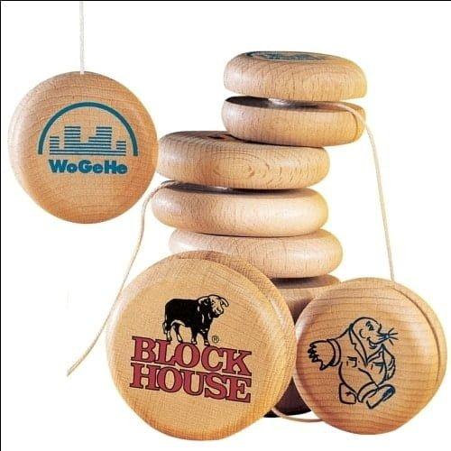 Družabne, na prostem Yo-Yo iz trajnostnega FSC lesa