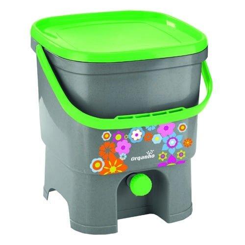 Ekoman Organko – koš za biološke odpadke, barven