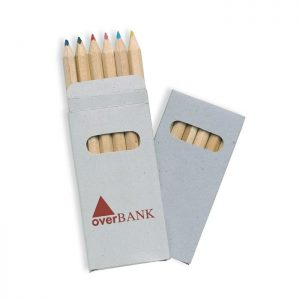 Barvice Lesene barvice v kartonski embalaži 6