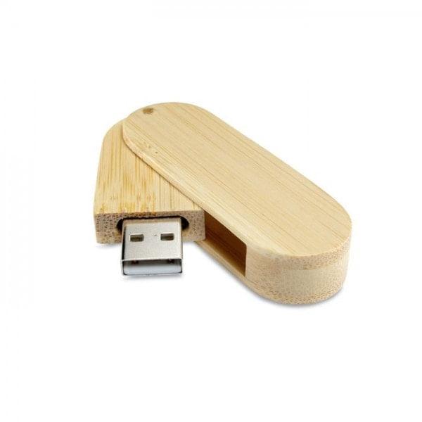 Ne zamudite USB ključ iz lesa